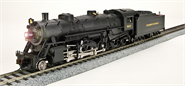 Paragon2 USRA Light Mikado 2-8-2